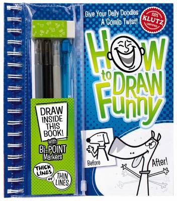 How To Draw Funny (BOK)