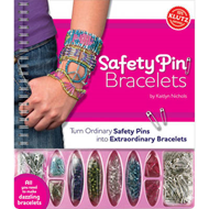 Safety Pin Bracelets (BOK)