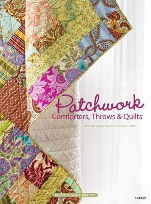 Patchwork Comforters, Throws and Quilts (BOK)