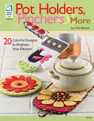 Pot Holders, Pinchers and More (BOK)