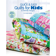 Quick & Easy Quilts for Kids (BOK)