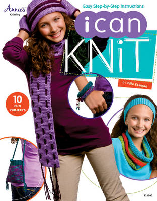 I Can Knit (BOK)
