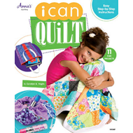 I Can Quilt (BOK)