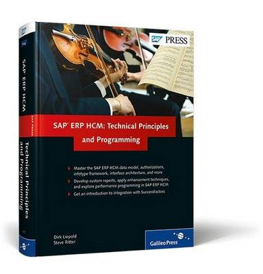 SAP ERP HCM: Technical Principles and Programming (BOK)