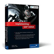 Implementing SAP HANA (BOK)