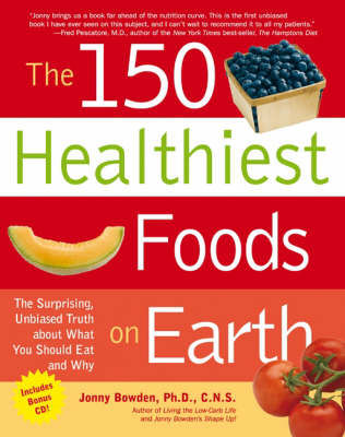 150 Healthiest Foods on Earth (BOK)