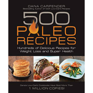 500 Paleo Recipes (BOK)
