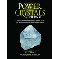Power Crystals Guided Journal (BOK)