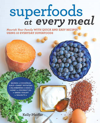 Superfoods at Every Meal (BOK)