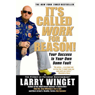 It's Called Work for a Reason!: Your Success is Your Own Damn Fault (BOK)