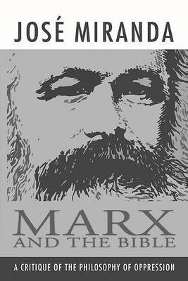 Marx and the Bible (BOK)