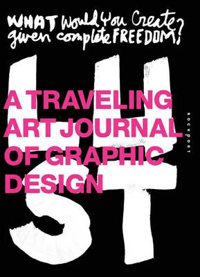 Lust: A Collaborative Art Journal from the World's Most Creative Graphic Designer (BOK)