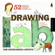 Drawing Lab for Mixed-Media Artists (BOK)
