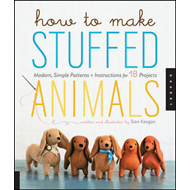 How to Make Stuffed Animals (BOK)