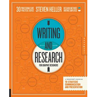 Writing and Research for Graphic Designers (BOK)