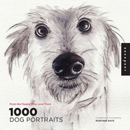 1,000 Dog Portraits (BOK)