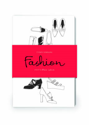 Fashion Illustration Artwork by Maite Lafuente Journal: Collection 1 (BOK)