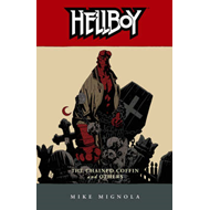 Hellboy: v. 3: Chained Coffin and Others (BOK)