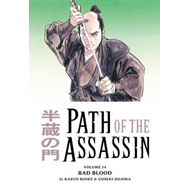 Path of the Assassin Volume 14: Bad Blood (BOK)