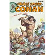 The Savage Sword of Conan: v. 2 (BOK)