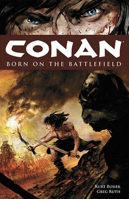 Conan: Born on the Battlefield (BOK)