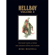 Hellboy Library Volume 2: The Chained Coffin and the Right H (BOK)