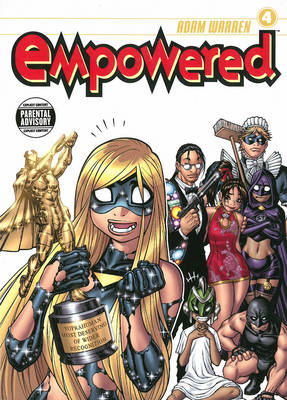 Empowered: Volume 4 (BOK)