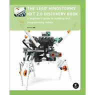 The LEGO MINDSTORMS NXT 2.0 Discovery Book: A Beginner's Guide to Building and Programming Robots (BOK)