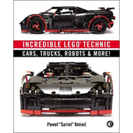 Incredible LEGO Technic (BOK)