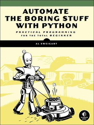 Automate The Boring Stuff With Python (BOK)