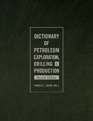 Dictionary of Petroleum Exploration, Drilling & Production (BOK)