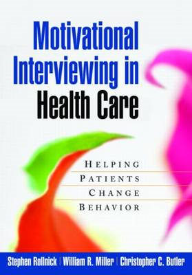 Motivational Interviewing in Health Care (BOK)