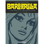 Barbarella & the Wrath of the Minute-Eater (BOK)
