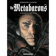 Produktbilde for Metabarons (BOK)