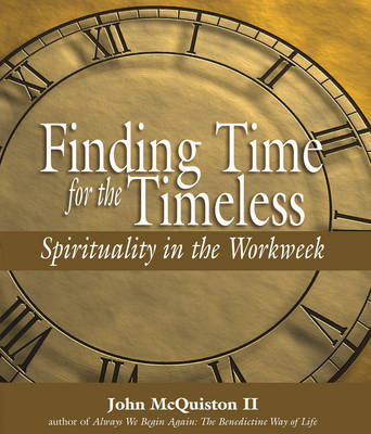 Finding Time for the Timeless (BOK)