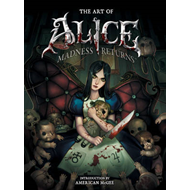Art Of Alice, The: Madness Returns (BOK)