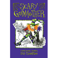 Scary Godmother Comic Book Stories (BOK)