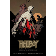Hellboy: House of the Living Dead (BOK)