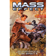 Mass Effect: Volume 2: Evolution (BOK)