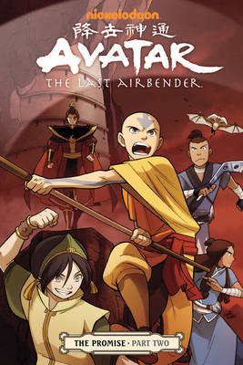 Avatar: the Last Airbender: ': Part 2: Promise (BOK)