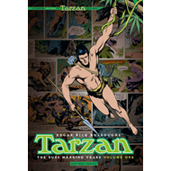 Tarzan Archives: Volume 1: Russ Manning Years (BOK)