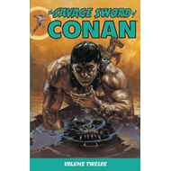 The Savage Sword of Conan: Volume 12 (BOK)