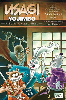 Usagi Yojimbo Volume 27: A Town Called Hell (BOK)