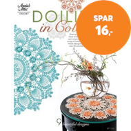 Produktbilde for Doilies in Color (BOK)