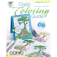 Copic Coloring Guide Level 2: Nature: Level 2 (BOK)