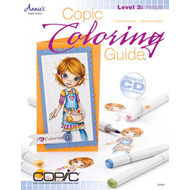 Copic Coloring Guide Level 3: People: Level 3 (BOK)