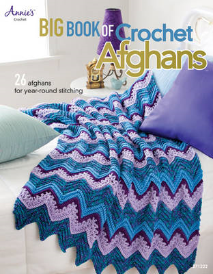 Big Book of Crochet Afghans (BOK)