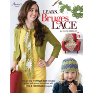 Learn Bruges Lace (BOK)