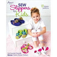 Sew Slippers for Kids (BOK)