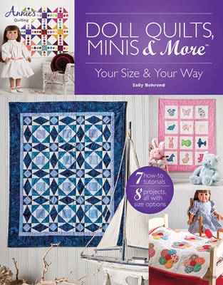 Doll Quilts, Minis & More (BOK)